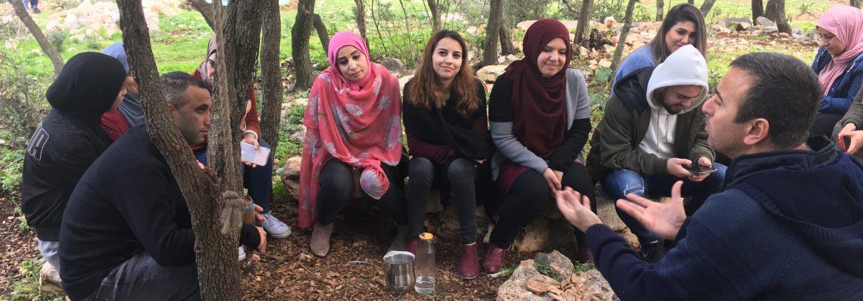 פרדס - סדנאות לחברה הערבית